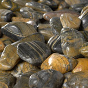Decorative Pebbles  - Ocean - 12L - 3/6 cm